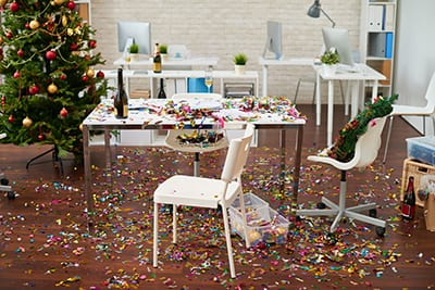 Holiday Fire Safety Tips for Decorating the Office