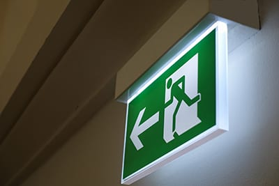 What are the Requirements for Emergency Exit Signs & Lighting in New York City?